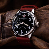 Steel USSR Molnija - Red Star