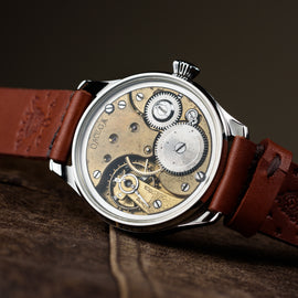 Mechanical watches Omega Switzerland Country 1911 year original, mechanical  Case thickness: 15mm steel