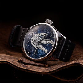 USSR watch - Astronaut