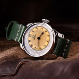 Vintage swiss Omega watches for men, mechanical handmade wristwatches