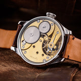 Omega Regulateur for men, mechanical handmade wristwatches Swiss Personalized pocket luxury marriage watch