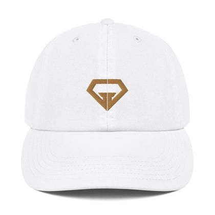 Limited Edition Gold Champion Dad Hat