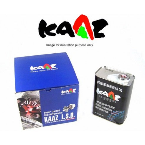 KAAZ LSD SuperQ Rear. 1.5way Honda S2000 DBH2010-WPC