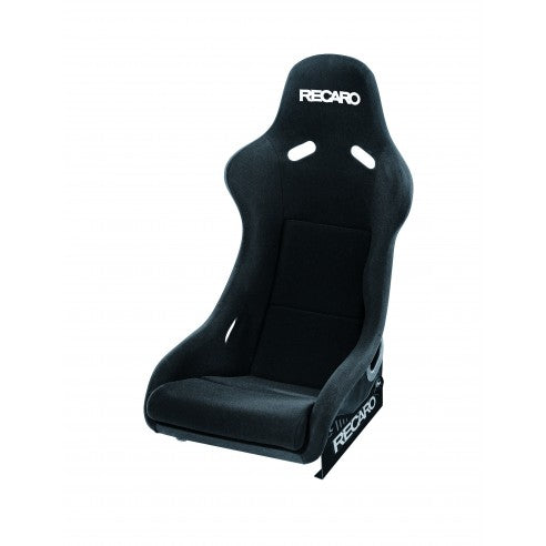 Recaro Pole Position Carbon with ABE Perlon Velour Black Bucket Seat - 5 Year FIA Approved 071.48.0184A