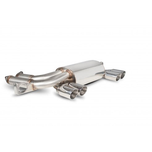 Scorpion Exhausts Rear silencer only for BMW E46 M3 SBMB050