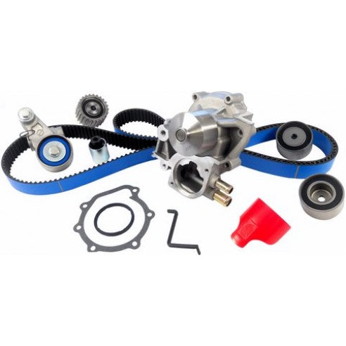 Gates Racing Timing Belt Kit inc. Water Pump - Subaru EJ20 Impreza WRX STI GA-TCKWP328ARB