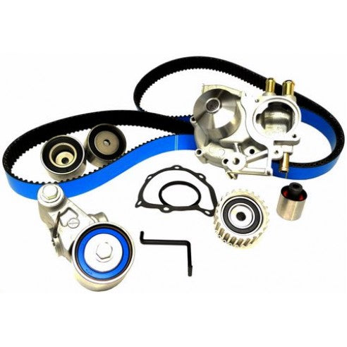 Gates Racing Timing Belt Kit inc. Water Pump - Subaru EJ25 GA-TCKWP328RB