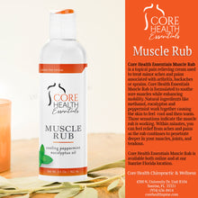 Load image into Gallery viewer, Core Health Essentials Muscle Rub