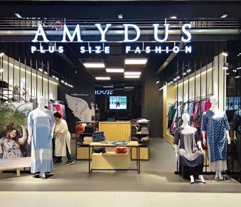 Amydus plus size fashion stores