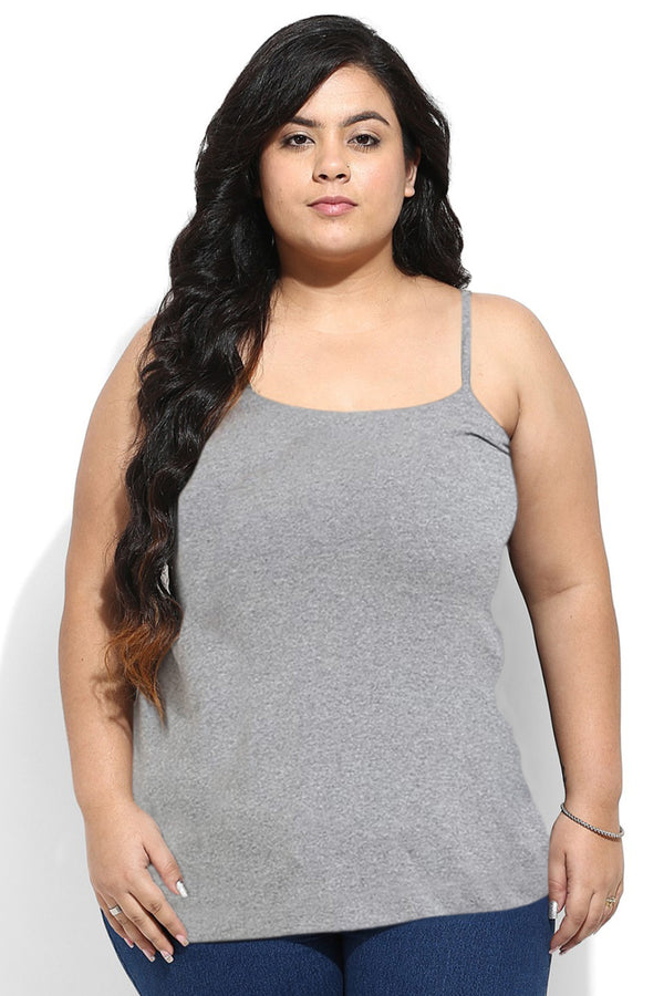 Grey Basic Camisole