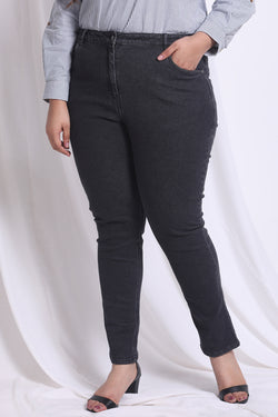 Black Wonder Fit Denim