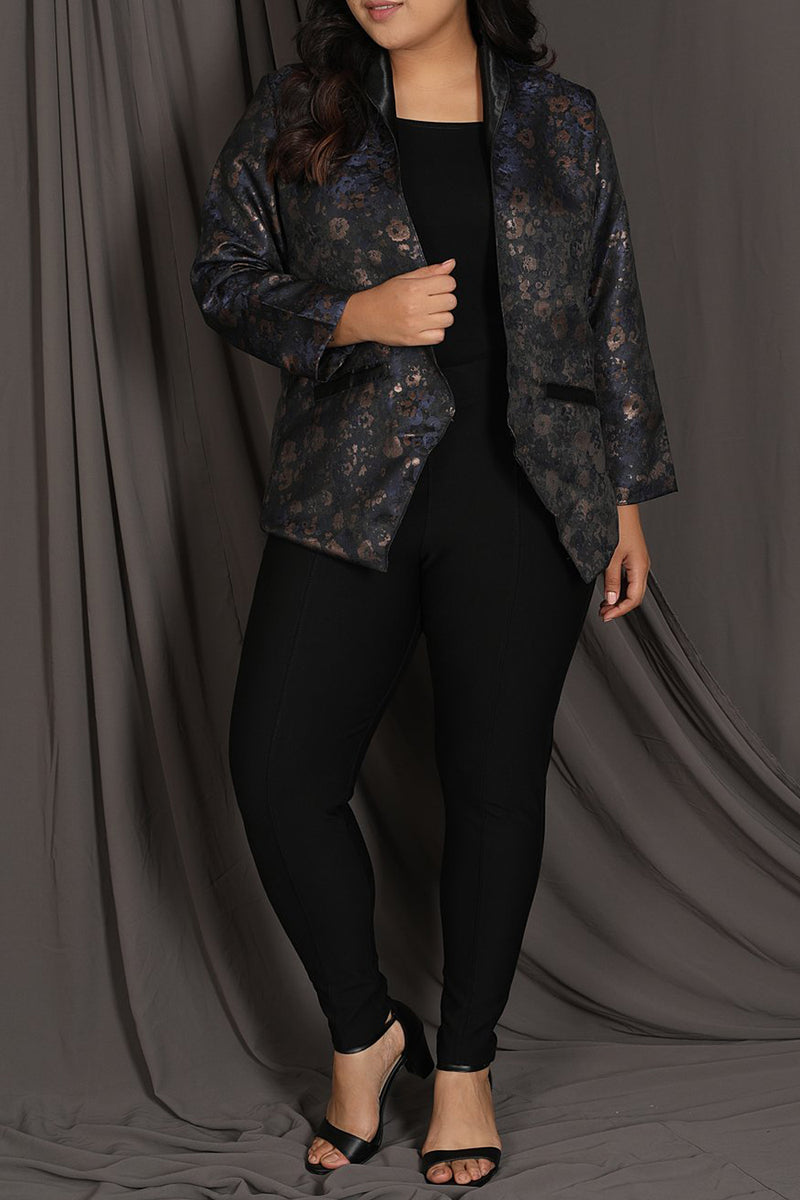 Black Party blazer