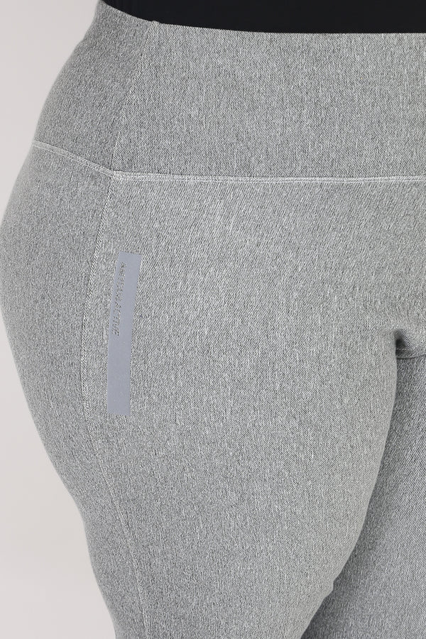 Grey Active Wear Leggings