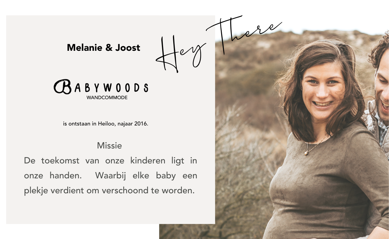 Who we are Babywoods.nl