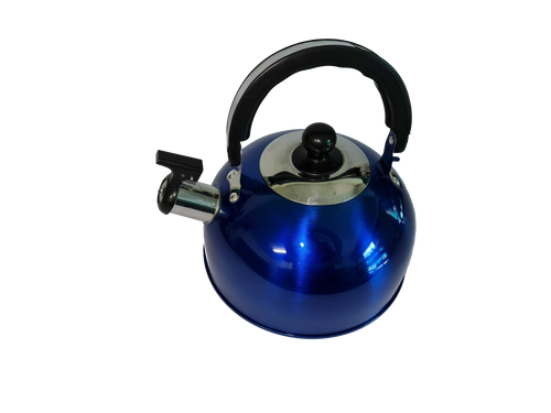 Whistling Kettle 2L Blue