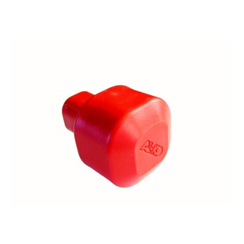 Jockey Wheel Knob Only Red