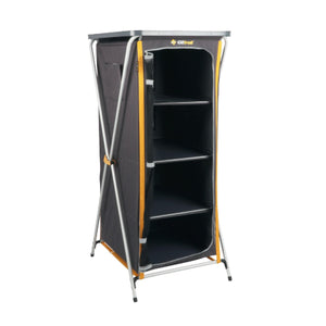 4 Shelf Deluxe Cupboard