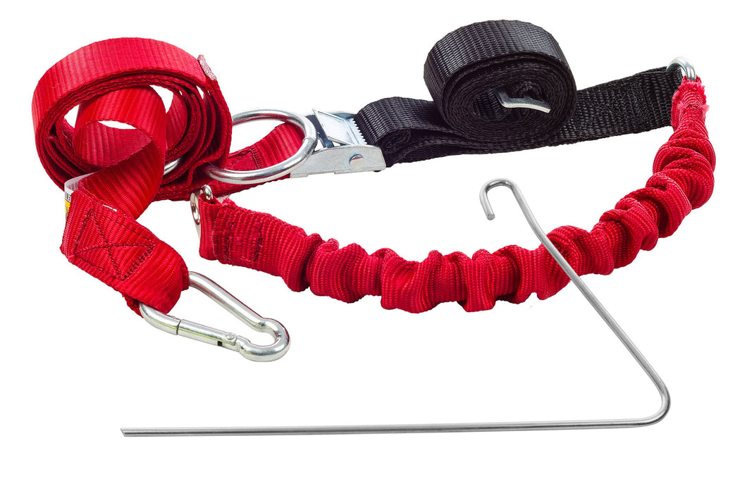 Stretch Strap V–Anchor Peg