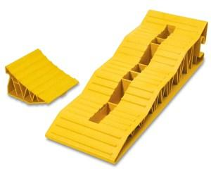 Leveller Ramp & Chock Set
