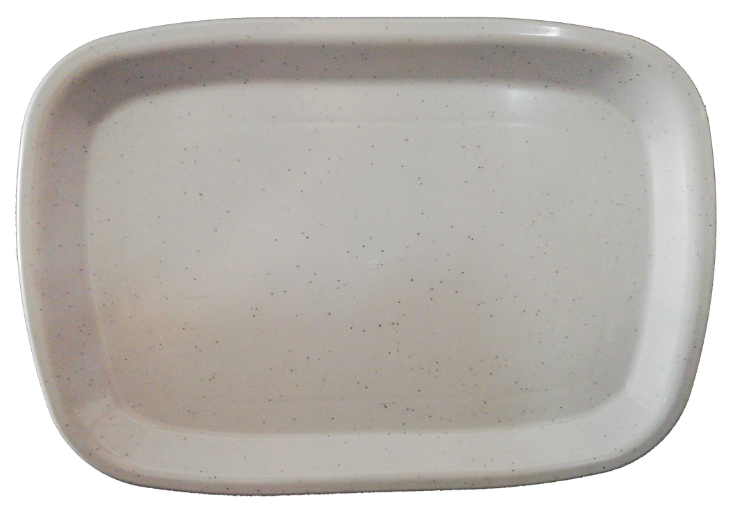 Plastic Steak Plate 31 x 21cm