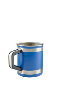 Stainless Steel Mug Blue