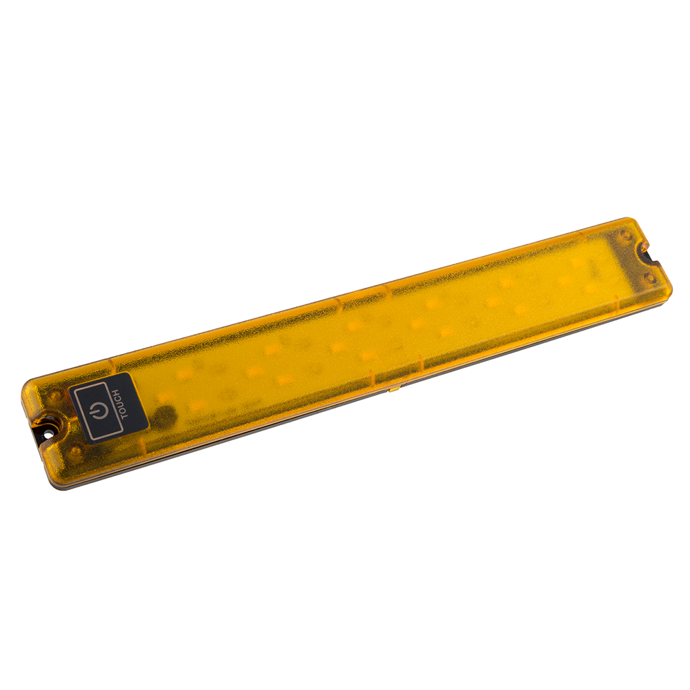 18 LED Touch Light - Yellow