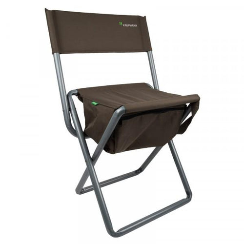 Kaufmann Fisherman Chair + Backrest Khaki