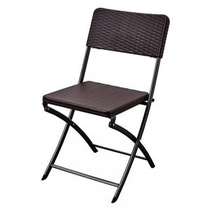 Kaufmann Chair Hdpe Brown