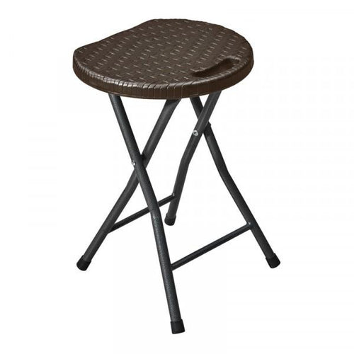Kaufmann Stool Hdpe Brown