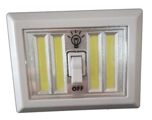 LED Light - Four Strip with Switch