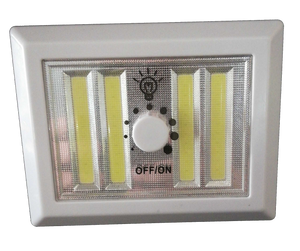 LED Light - Four Strip with Dimmer
