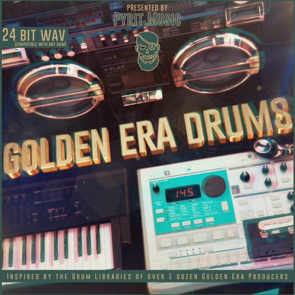 Golden Era Drums