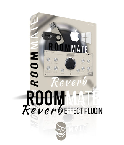 Pyrit Music - Roommate Reverb (VST Instrument) - Pyrit