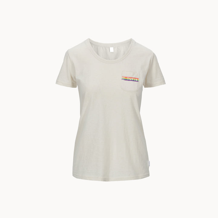 Women's Eco Tee - Rainbow