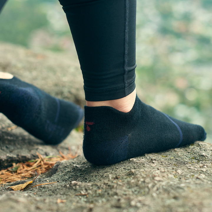 Merino Low Sock - Light