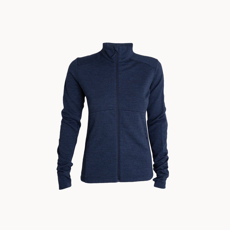 Women's Wool Fleece Jacket