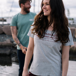 Women's Eco Sustainabili-Tee