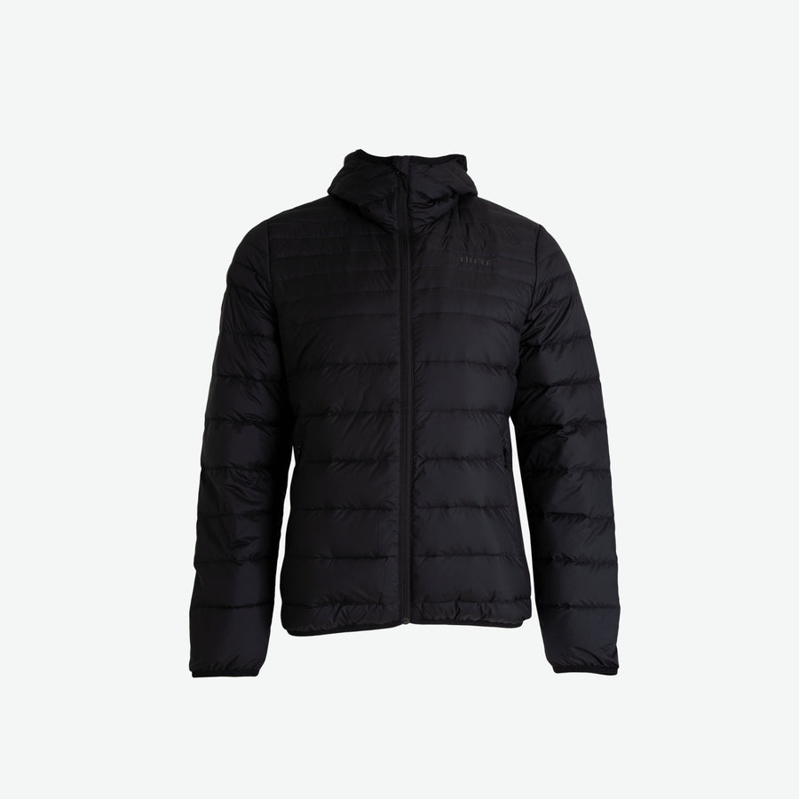 Men's Down Hooded Jacket