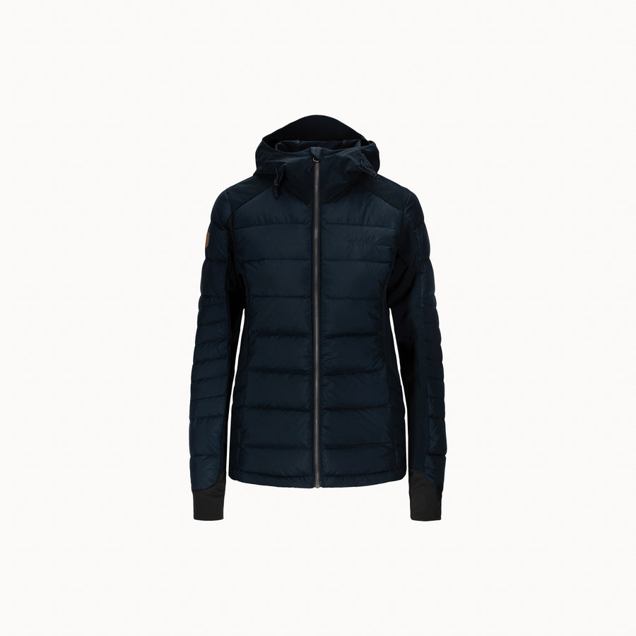 Women's Down Hybrid Jacket