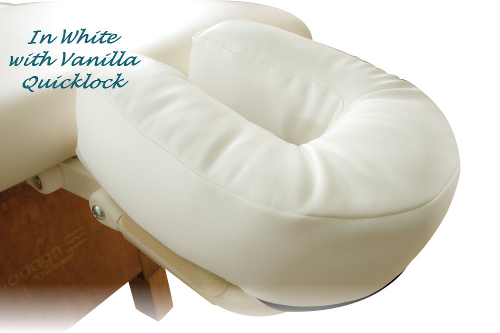 massage table face cradle