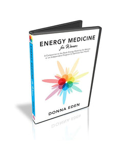 Energy Medicine for Women Natural Healing 2 DVD Set