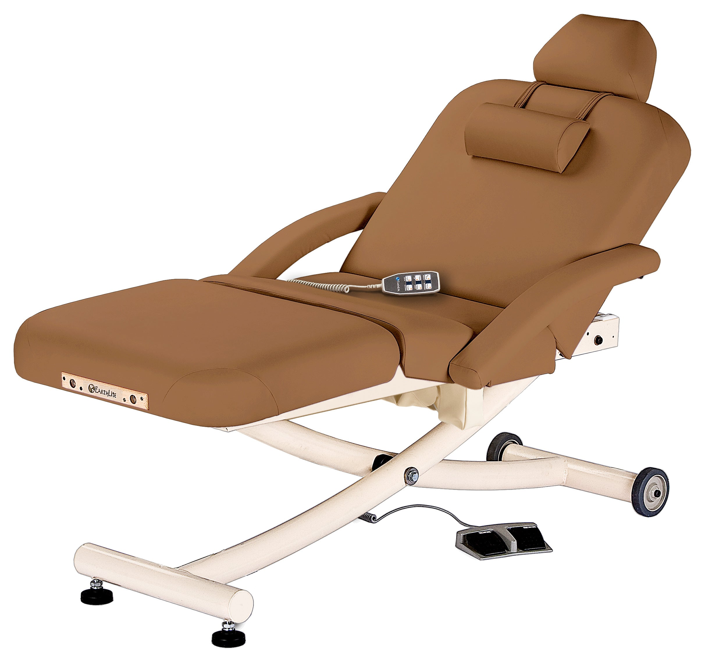 Ellora Electric Lift Massage Table, Pneumatic or Electric