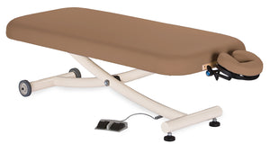 Ellora Vista™ Electric Lift Massage Table with Optional Neck Roll