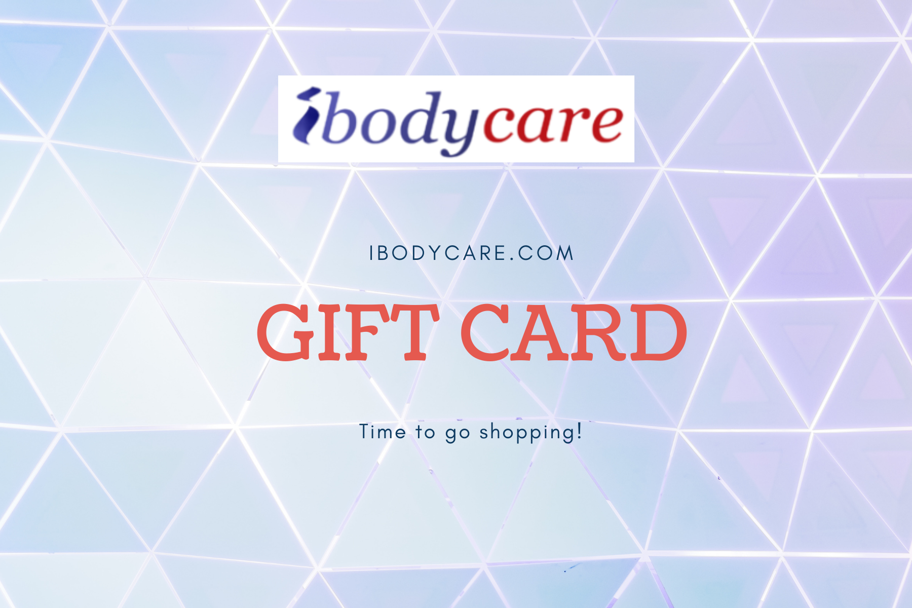 ibodycare Gift Card