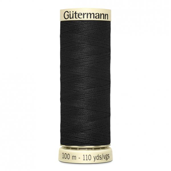 Gutermann Polyester Sew-All Thread - 100m (Colours 000-230)