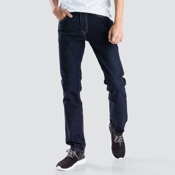 Levis 511 Slim Fit Stretch Jeans (Ama Rinsey)