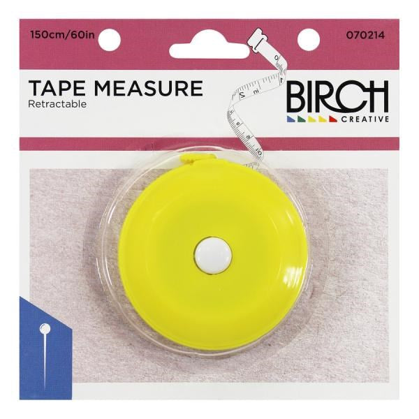 Birch Tape Measure