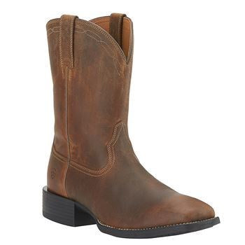 Mens Heritage Wide Square Toe