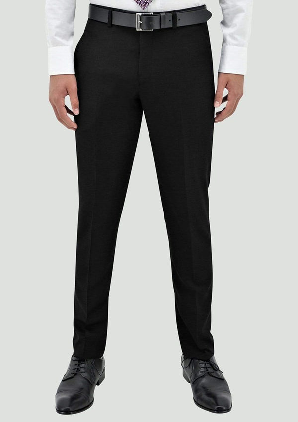 Boston Classic Fit Lyon Trouser (Black)