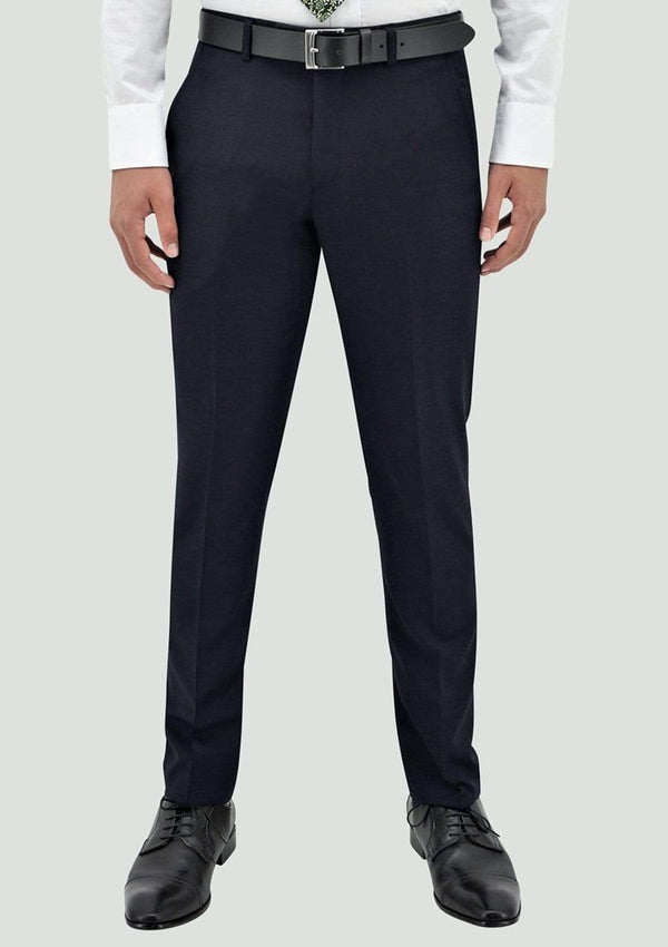 Boston Classic Fit Lyon Trouser (Navy)